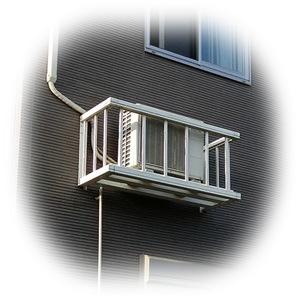室外機専用設置架台
